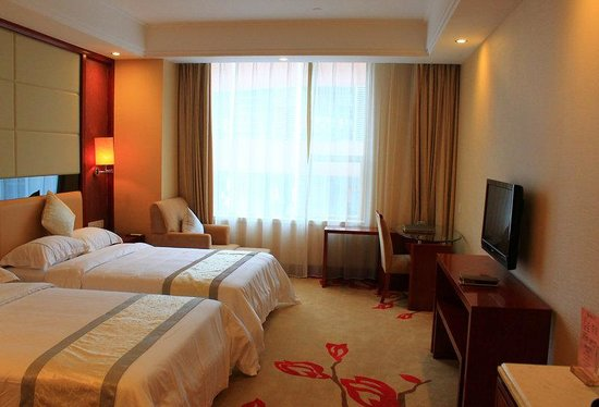 Nan Feng Business Hotel: Deluxe Room