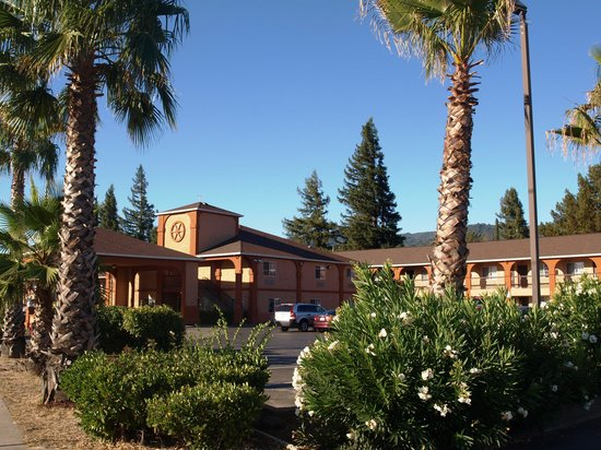Travelodge by Wyndham Ukiah : Travelodge Ukiah
