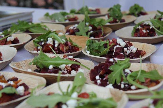 Vidalia Restaurant: Heart Beets