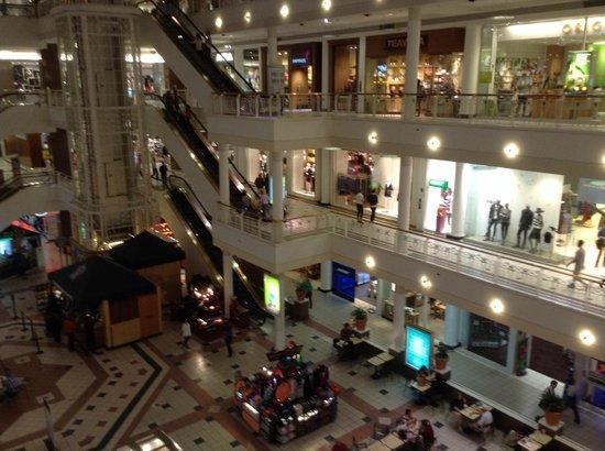 The Fashion Centre at Pentagon City: More shops