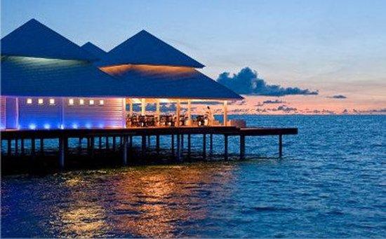 Diamonds Thudufushi Exterior