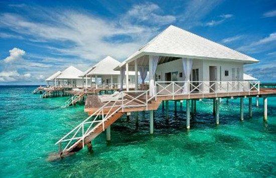 Diamonds Thudufushi Resort: Water Villas
