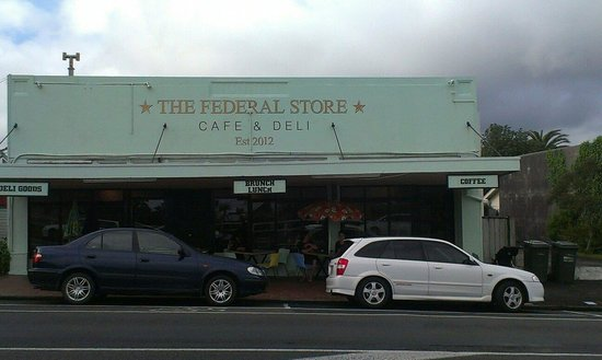 Federal Store: A bit of old, a bit of new