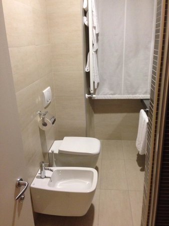 Roma Point Hotel : Bagno