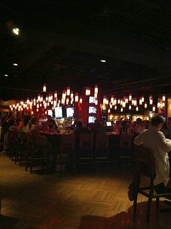 Hard Rock Cafe: Me encanto la decoración