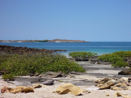 Dampier Peninsula, Australia: The beach at Cape Leveque