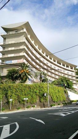 KKR Hotel Atami: ホテル外観