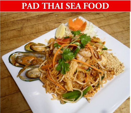PAD Thai M&P Authentic Thai Cuisine ,Newport , OR Best Thai food in NEWPORT, OREGON
