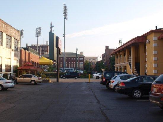 Vista Inn & Suites Memphis: Vista Inn Memphis