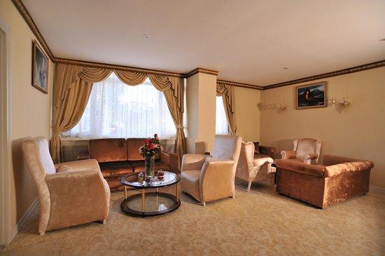 Pelikan Hotel: PELİKAN LOBBY
