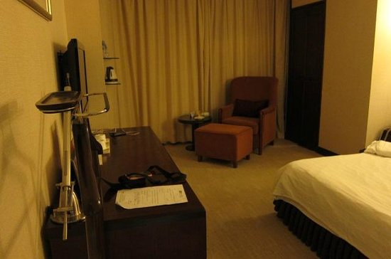 Guang Dong Hotel Zhuhai : my room
