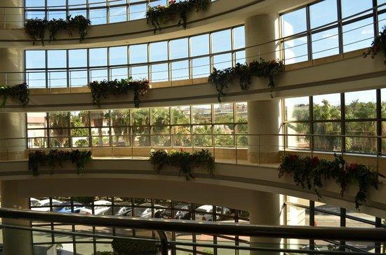 Saphir Resort & Spa: hotel lobby