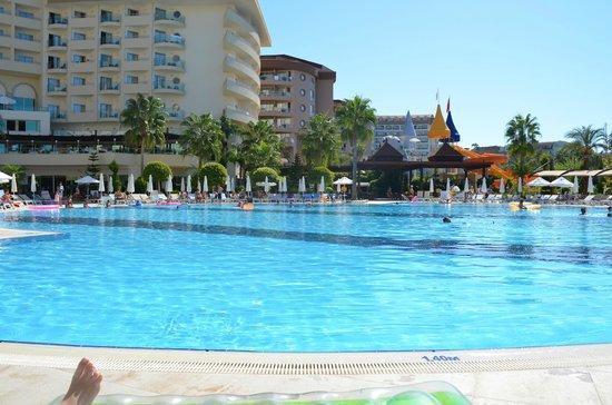 Saphir Resort & Spa: Pool
