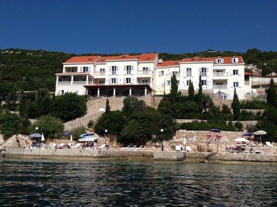Hotel Bozica : Paradise
