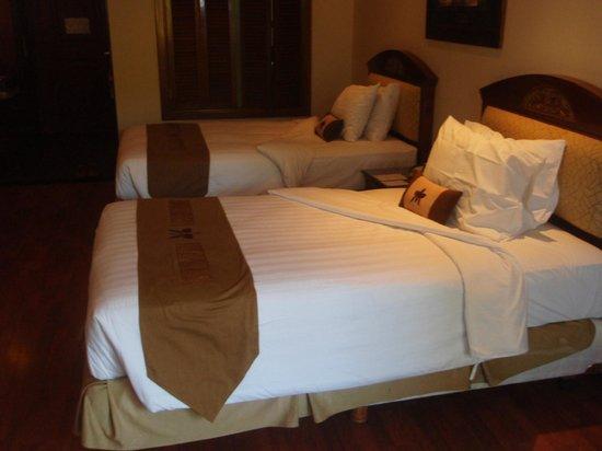 Grand Mirage Resort & Thalasso Spa - Bali : 客室②