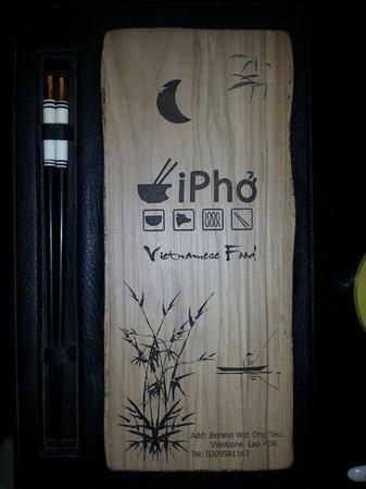 iPho Vietnamese Food