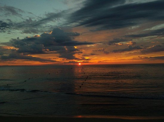 HOTEL SH IFACH: Precioso amanecer