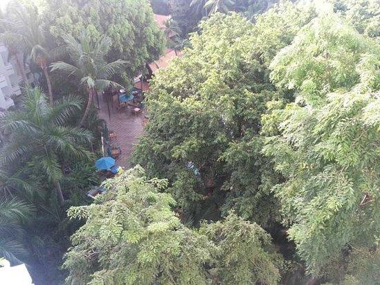 อวานี พัทยา รีสอร์ท แอนด์ สปา: View from above Swimming Pool