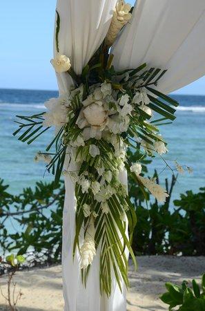 Kempinski Seychelles Resort: wedding