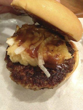Mos Burger Shibadaimon