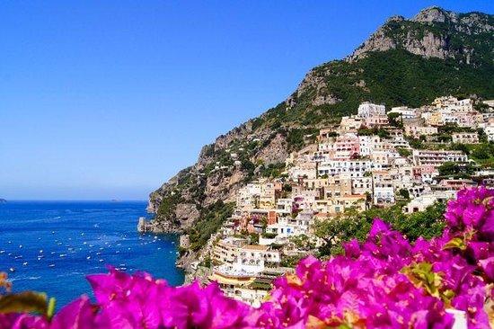 Amalfi Coast Destination Tours Company: Beautiful view in Positano