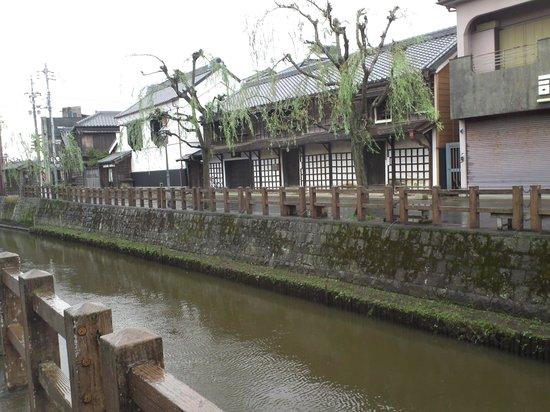 Historic Old Town along Onogawa River: 町並みの様子