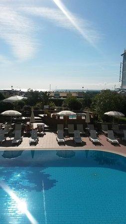 Hotel Garden Sea Caorle: Das Hotel liegt sehr gut