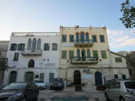 Al-Mutran Guest House : Hotel from outside