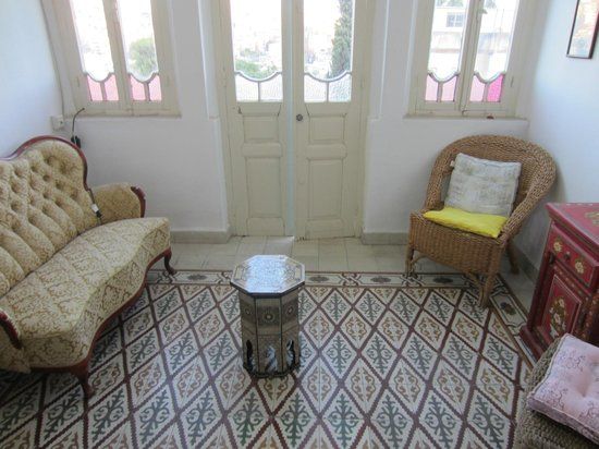 Al-Mutran Guest House: Public area
