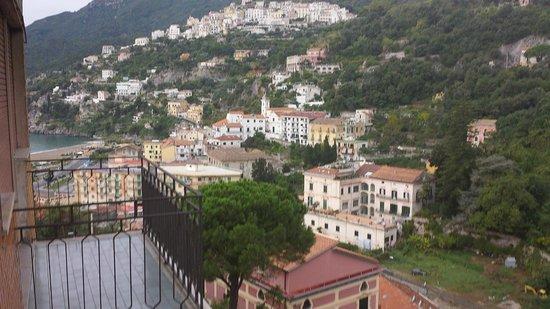 Hotel Vietri Coast: vista della costiera e mare