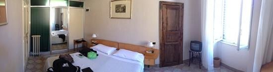 Hotel Reale: camera