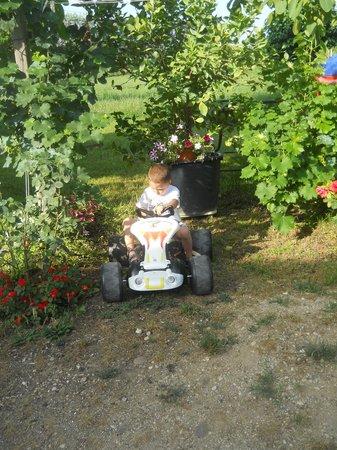 Agriturismo Le Nosare: gichi per bambini