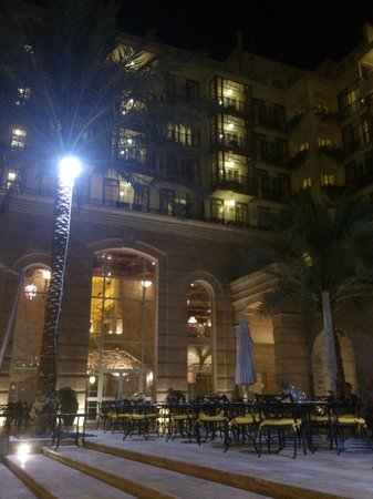 Movenpick Resort & Residences Aqaba : Courtyard