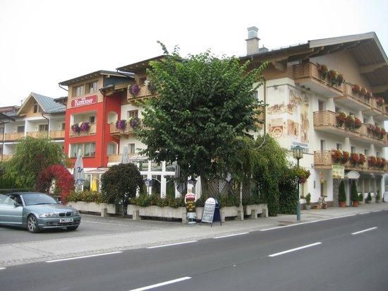 Hotel Römerhof: Hotel Roemerhof