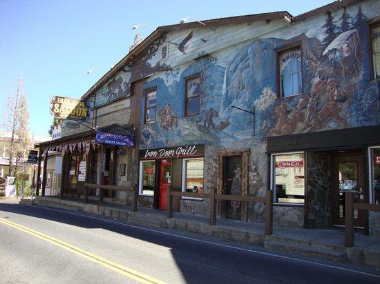 Iron Door Saloon and Grill: Iron Door