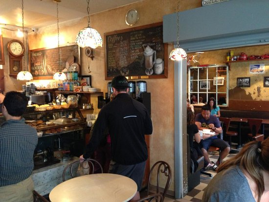 Deep Cove : try honey in the coffee too