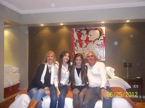 Nina Suites: Buenos Aires 2012