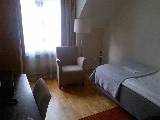 ProfilHotels Hotel Riddargatan: room interior
