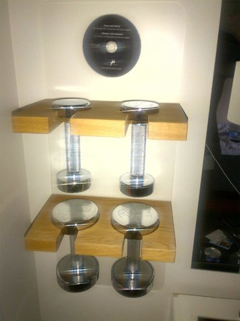ProfilHotels Hotel Riddargatan : nice gadget in room