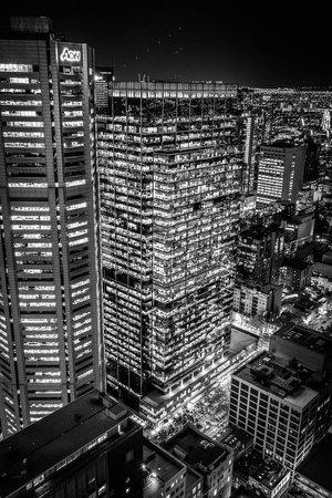 Sofitel Melbourne on Collins: 180° city view