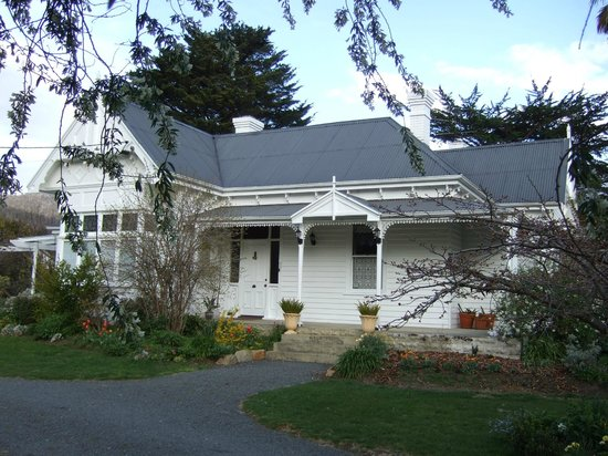 Huonville Guesthouse: Charming historic guesthouse