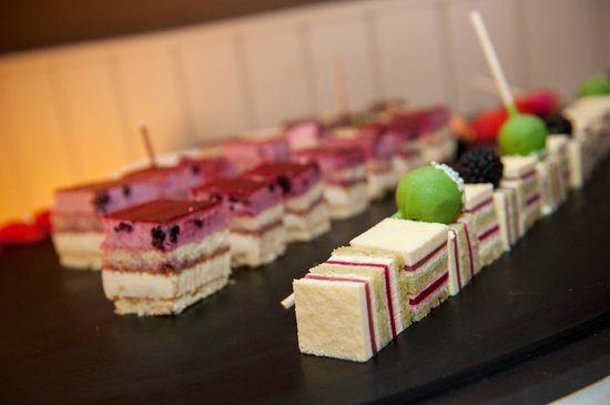 Passade : deeltje van ons dessertenbuffet