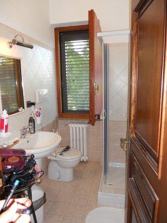 Villa Mariel Relais: Il bagno