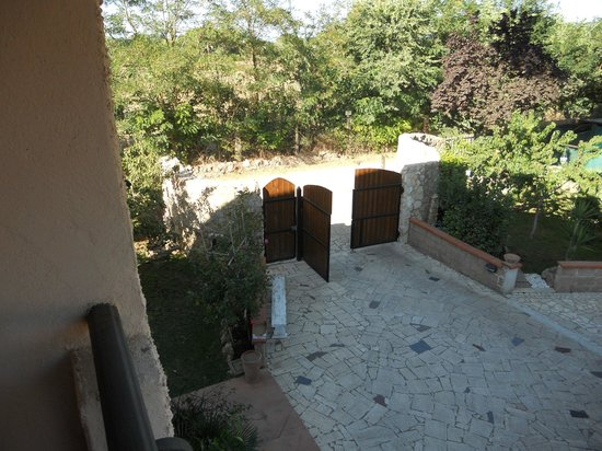 Villa Mariel Relais: Vista dalla camera