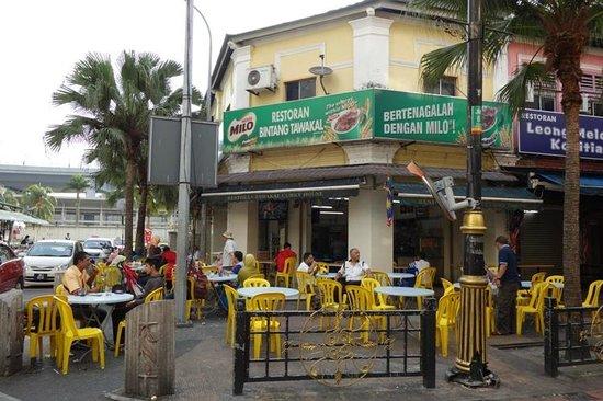 Hotel Hanya Satu : Halal resto near the hotel