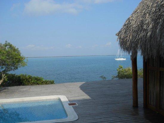 Rio Azul Mozambique: Beautiful - as far as the eye can see
