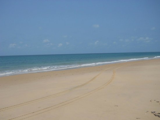 Rio Azul Mozambique: Beautiful beaches