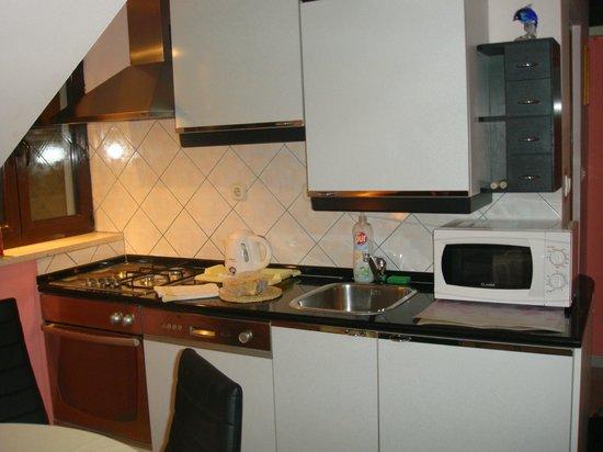 Apartments Lenni: excellent kitchen