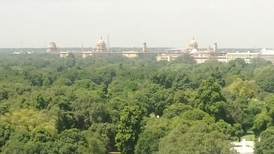 Taj Mahal Hotel: A room with a VIEW !