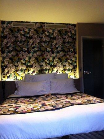 Hotel Regent's Garden : Our bed